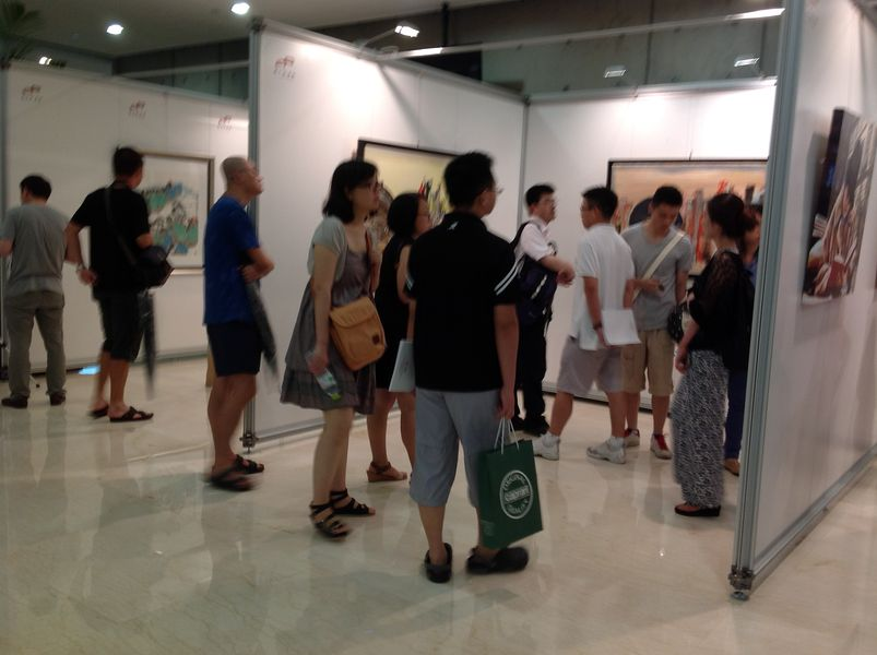 mostra shangai 2012